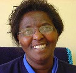 Thabile Mnisi-Msibi, Ph.D.